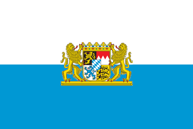 File:800px-Flag of Bavaria (striped) svgemblem.png