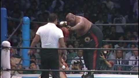 NJPW Hulk Hogan vs Abdullah The Butcher part 2