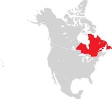 Canada NA NW