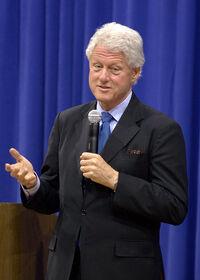 R Bill Clinton