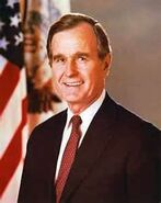George Bush CDM