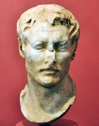 Germanicus Broken Bust