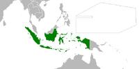 Indonesia (Cherry, Plum, and Chrysanthemum)