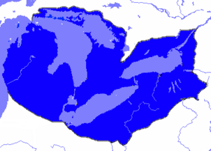 Small Map of Huron conquest