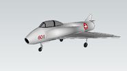 N-20 jet design