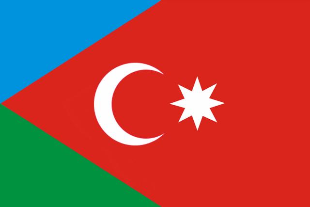 File:Flag of the Southern Azerbaijan National Awakening Movement.png