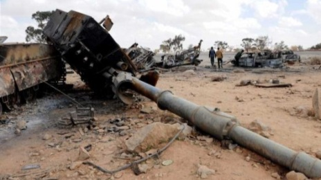 File:Destroyed Libyan tanks outside Tripoli (SIADD).jpg