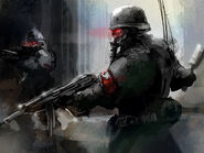 Nazi Soldiers by Eco Flex