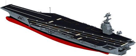Rajendravarman Class Aircraft Carrier