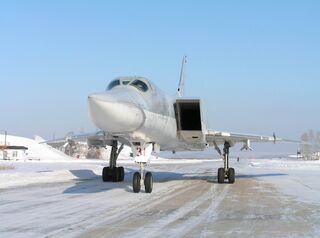 Tu-22M Backfire Long-range Bomber2