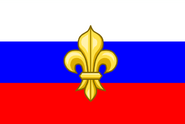 Flag of Russia (Old) (World of the Rising Sun)