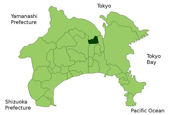 File:Zama in Kanagawa Prefecture.png