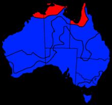 Australia states blank (The Australian War)13