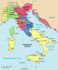Italian League (Principia Moderni II)