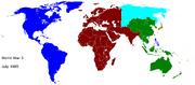 World War 3 No FDR-1965