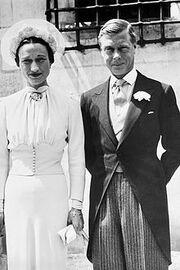 Edward VIII and Wallis