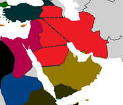 Proposed Arab-Persian