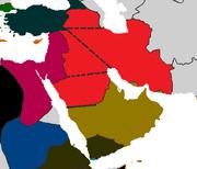 Proposed Arab-Persian