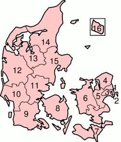DenmarkNumbered