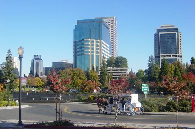 File:Sacramento from Riverwalk.jpg