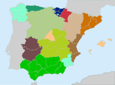 Spain after Pact of Autonomies (TNE)