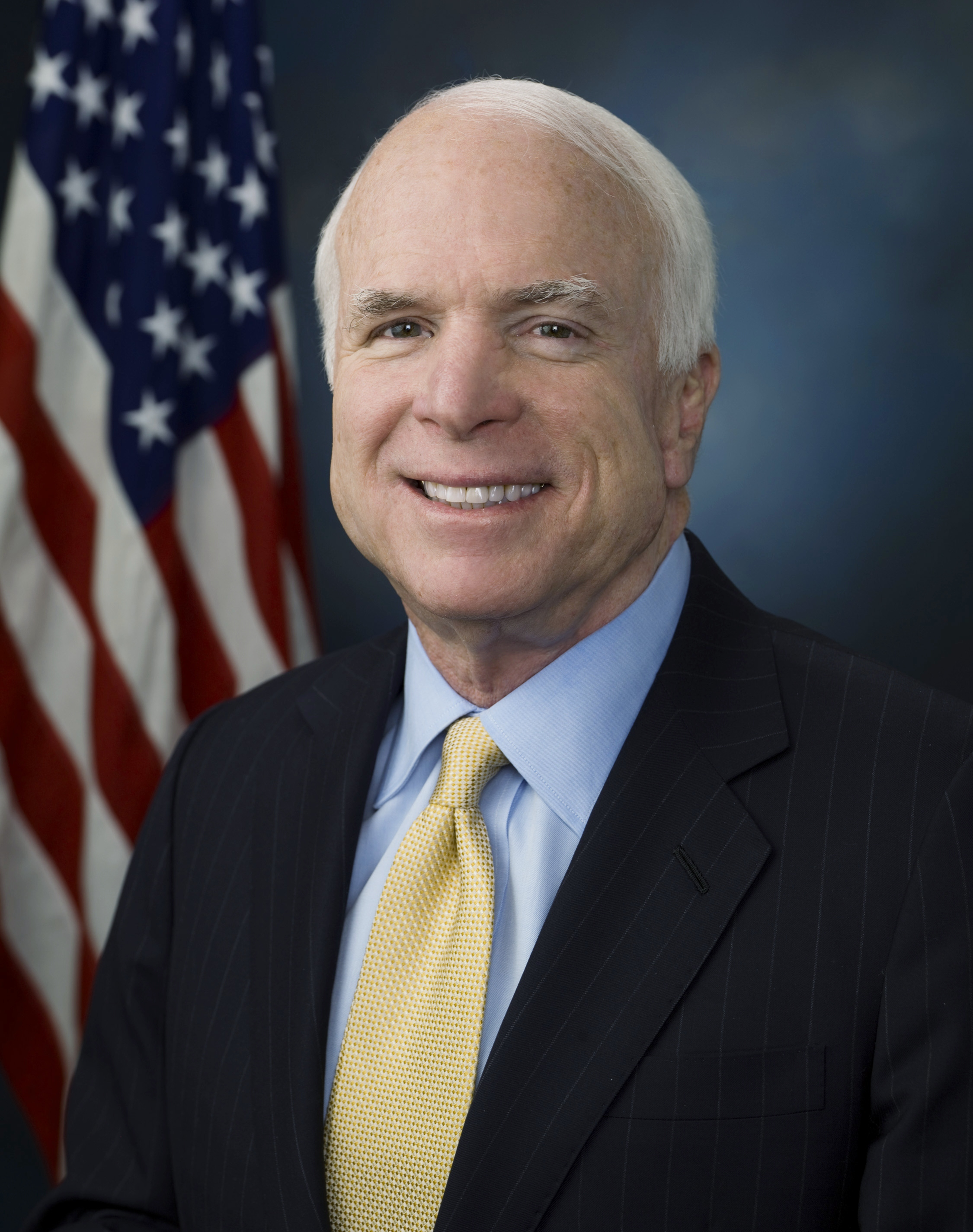 File:John McCain official portrait 2009.jpg
