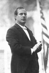 William Jennings Bryan, 1896