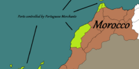 Morocco (Iberian Wedding)