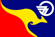 Flag of Songkhla (SM 3rd Power)