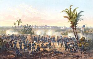 Battle of Veracruz