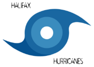 Halifax Hurricanes logo 1979-present (AFL) (Alternity)