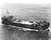 Paling-class landing ship
