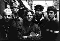 Pearl Jam 2001