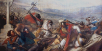 Battle of Tours (Saracen Jihad)