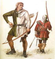 Welsh Longbow Archers
