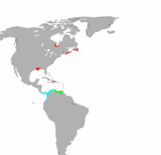 Colonisationmap