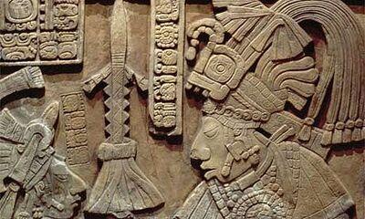 Mayan Leader