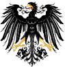 Prussian eagle without regalia