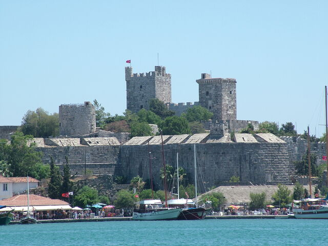 File:TurkeyBodrumCastle.jpg