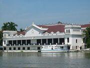 Malacanang palace view