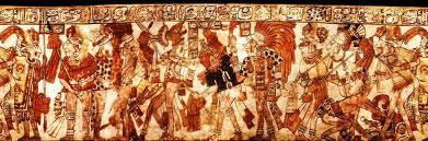 Mayan warfare
