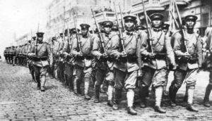 Japanese-troops Russian-civil-war