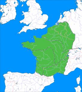 Aquitanian Expansion
