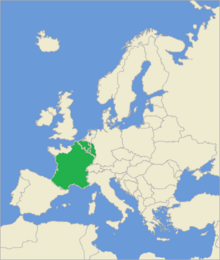 Francia (KW- 1963)