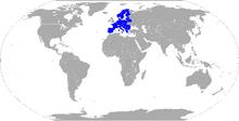 Eurpean Federation ~ 2013