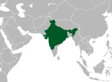 Location of India (Myomi)