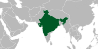 India (Cherry, Plum, and Chrysanthemum)