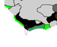 New colony location (PMII)