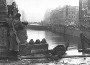 Soviet Soldiers in Berlin
