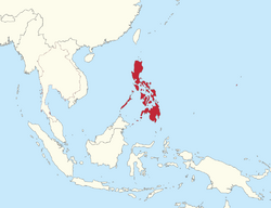 Philippines DownDifPath